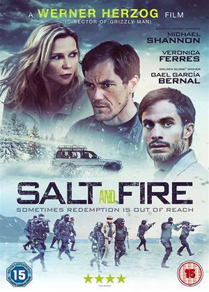 Salt and Fire Online DVD Rental