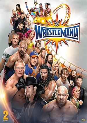 WWE: Wrestlemania 33 Online DVD Rental
