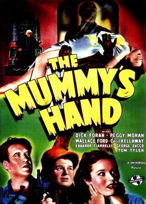 The Mummy's Hand Online DVD Rental
