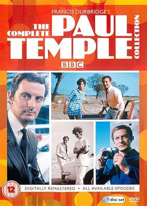 Rent Paul Temple (aka Paul Temple: The Complete Series) Online DVD Rental