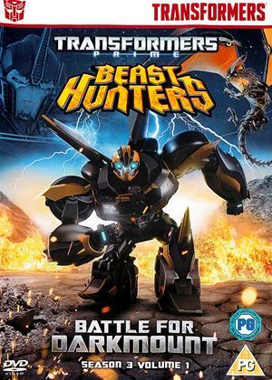 Rent Transformers Prime: Series 3: Part 1 Online DVD Rental