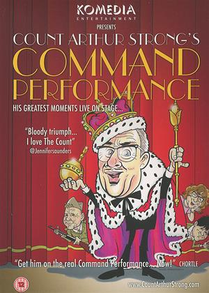 Rent Count Arthur Strong's Command Performance (aka Count Arthur Strong: Count Arthur Strong's Command Performance) Online DVD Rental