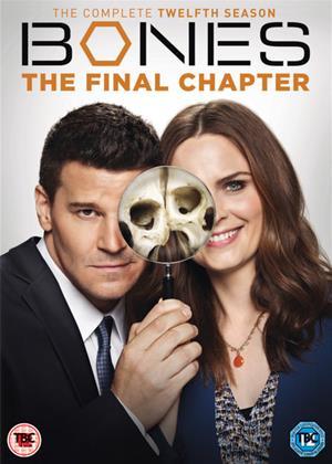 Bones: Series 12 Online DVD Rental
