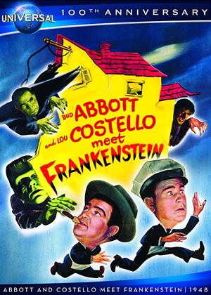 Abbott and Costello Meet Frankenstein Online DVD Rental