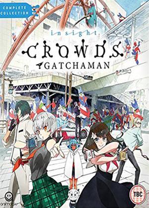 Gatchaman Crowds Insight Online DVD Rental