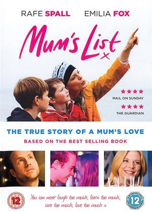 Rent Mum's List Online DVD Rental