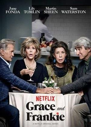 Rent Grace and Frankie: Series 3 Online DVD Rental