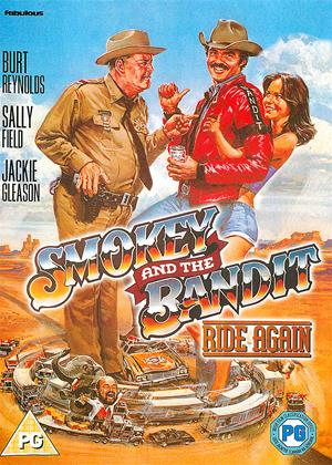 Smokey and the Bandit Ride Again Online DVD Rental