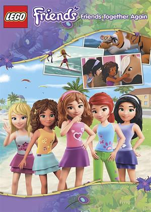 Lego Friends: Friends Together Again Online DVD Rental