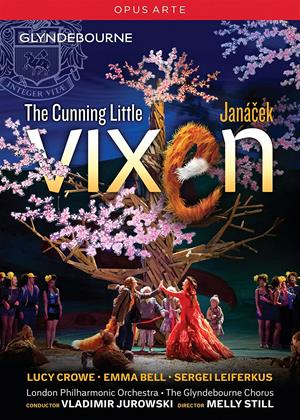 Rent The Cunning Little Vixen: Glyndebourne Festival Opera (Vlacimir Jurowski) Online DVD Rental