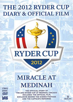 Rent The 2012 Ryder Cup Diary and Official Film Online DVD Rental