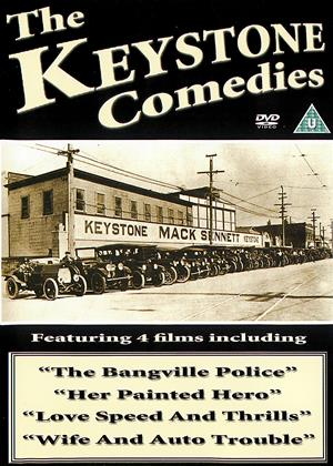 The Keystone Comedies Online DVD Rental