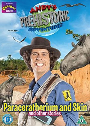Andy's Prehistoric Adventures: Paraceratherium and Skin Online DVD Rental
