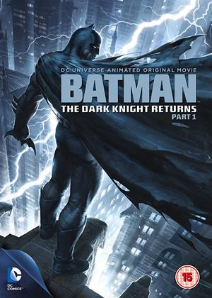 Batman: The Dark Knight Returns: Part 1 Online DVD Rental