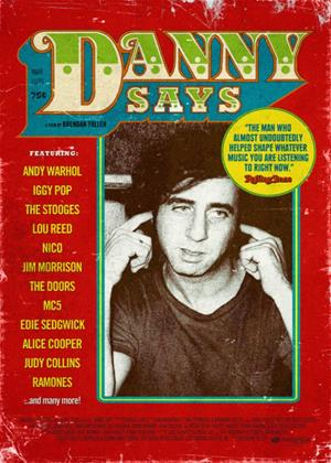 Rent Danny Says (aka Danny Says: The Life and Times of Danny Fields) Online DVD Rental