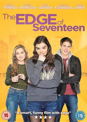 Rent The Edge of Seventeen Online DVD Rental