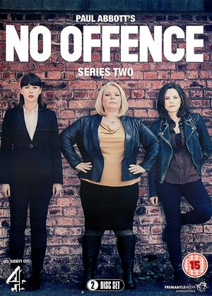 No Offence: Series 2 Online DVD Rental