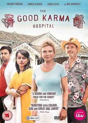 Rent The Good Karma Hospital: Series 1 Online DVD Rental