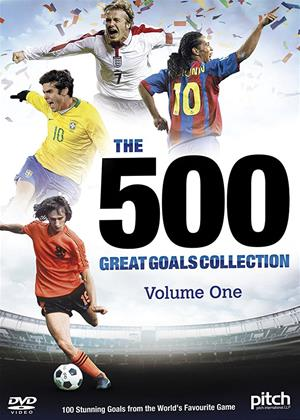 The 500 Great Goals Collection: Vol.1 Online DVD Rental