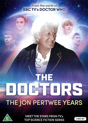 The Doctors: The John Pertwee Years Online DVD Rental