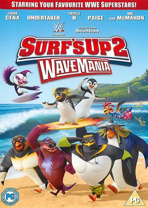 Surf's Up 2: WaveMania Online DVD Rental