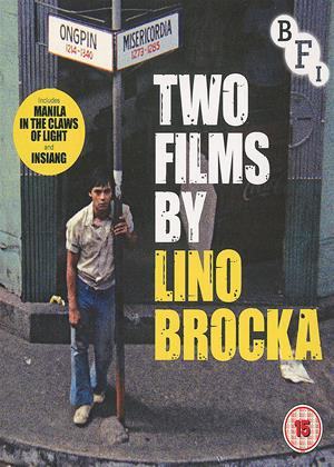 Lino Brocka: Two Films Online DVD Rental