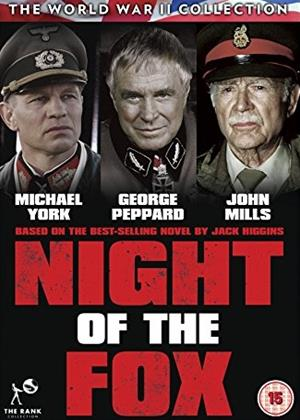 Night of the Fox Online DVD Rental