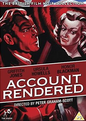 Account Rendered Online DVD Rental