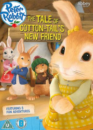 Peter Rabbit: The Tale of Cotton-Tail's New Friend Online DVD Rental