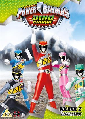 Power Rangers Dino Charge: Resurgence Online DVD Rental