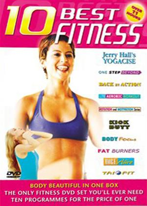 Rent 10 Best Fitness Online DVD Rental