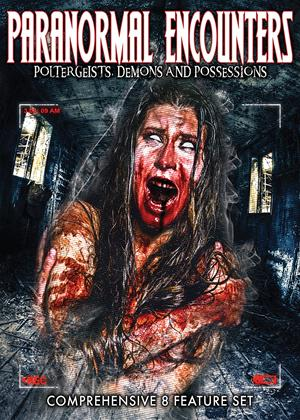 Paranormal Encounters: Poltergeists, Demons and Possessions Online DVD Rental