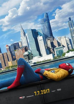 Spider-Man: Homecoming Online DVD Rental