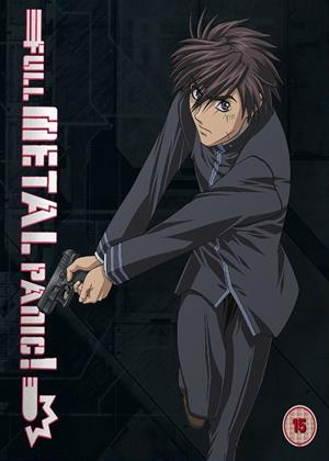 Full Metal Panic!: Series 1 Online DVD Rental