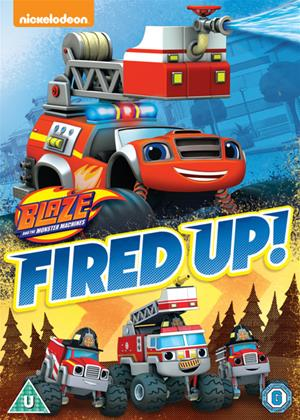 Blaze and the Monster Machines: Fired Up! Online DVD Rental