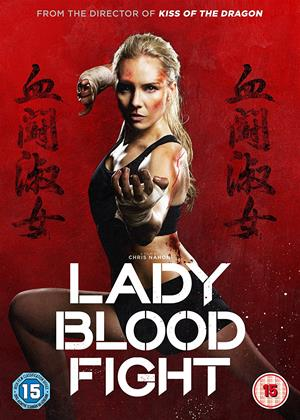 Lady Bloodfight Online DVD Rental
