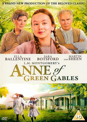 Rent Anne of Green Gables (aka L.M. Montgomery's Anne of Green Gables) Online DVD Rental