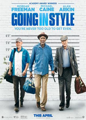 Going in Style Online DVD Rental