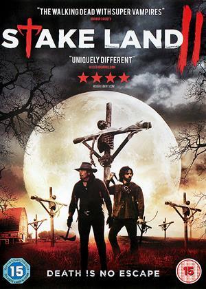Rent Stake Land II (aka The Stakelander) Online DVD Rental