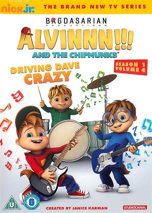 Alvinnn and the Chipmunks: Driving Dave Crazy: Series 1: Vol.4 Online DVD Rental