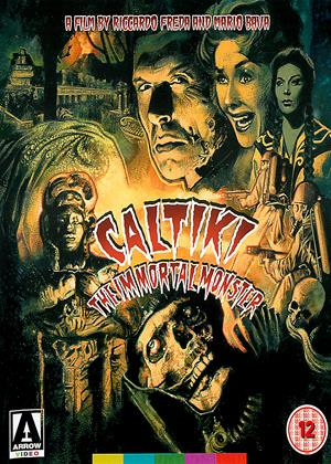 Caltiki: The Immortal Monster Online DVD Rental