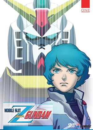 Mobile Suit Zeta Gundam: Part 1 Online DVD Rental
