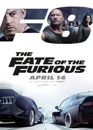 The Fast and the Furious 8 Online DVD Rental