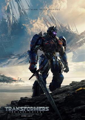 Transformers: The Last Knight Online DVD Rental