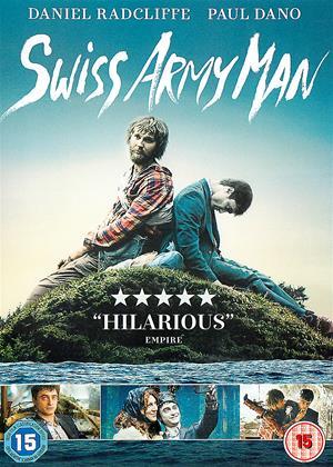 Swiss Army Man Online DVD Rental