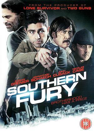 Southern Fury Online DVD Rental
