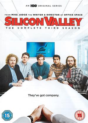 Silicon Valley: Series 3 Online DVD Rental
