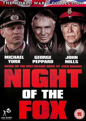 Night of the Fox Online DVD Rental