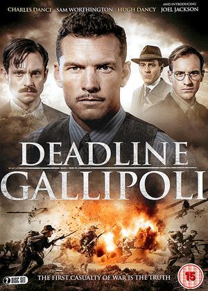 Deadline Gallipoli Online DVD Rental