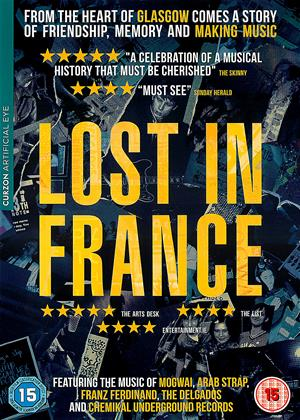 Lost in France Online DVD Rental